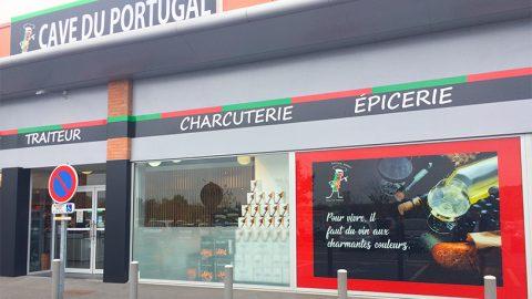 França – La Cave du Portugal - Exterior