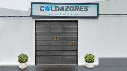 coldpartner acores