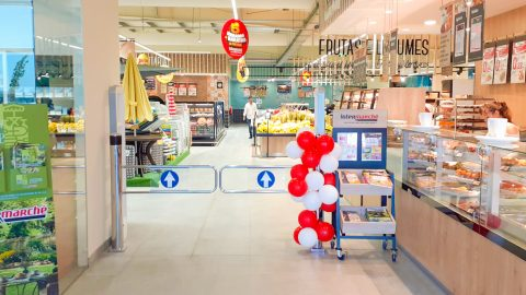 murais refrigerados,vitrines para supermercados,expositores de frutas e legumes,equipamentos para supermercados,montagem de supermercados