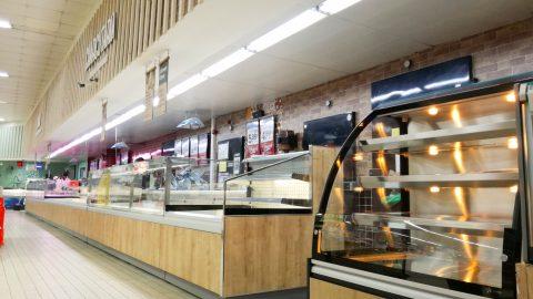 vitrines refrigeradas,vitrines self service,vetrines para supermercados,equipamentos para supermercados,produtos para supermercados,montagem de supermercados